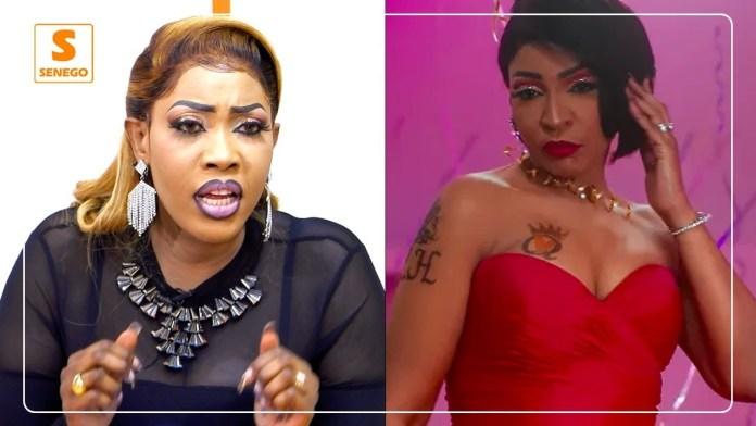 """Gambie- Interdite d'accès, Ngo la Diva crache sur Viviane : """"Lign ko faay, lima dépensé moko…""""ParAida KANE 17/02/2021 à 20:02"""