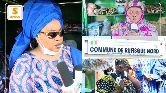 Automatisation des femmes: Ndeye Saly Diop Dieng à Rufisque et Banlieue (Senego TV)ParMangoné KA 30/03/2021 à 15:00