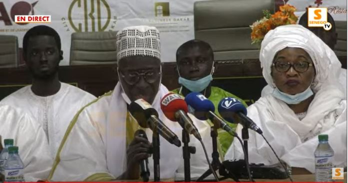 Direct Senego TV : Déclaration de l'envoyé du Khalife de Touba, après sa rencontre avec le M2DParMangoné KA 12/03/2021 à 20:43