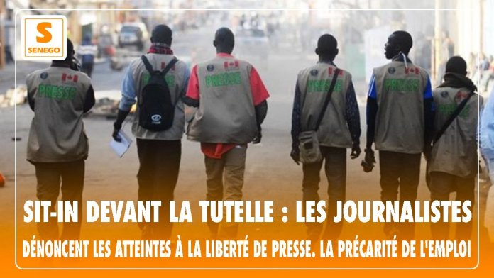 Direct sur Senego : Haro sur les atteintes à la pratique et précarité de l'emploi journalistiqueParMangoné KA 03/05/2021 à 10:18