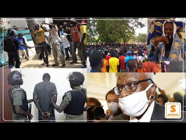 Feus-Net : Les faits saillants et inquiétants en ce début de semaine (Senego-TV)ParCheikh Tidiane Kandé 03/05/2021 à 18:07