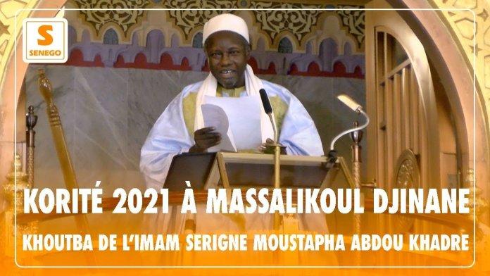 Korite 2021 à Massalikoul Djinane : Le sermon de Serigne Moustapha Abdou Khadre…(Senego Tv)ParYamoussa Camara 13/05/2021 à 16:50