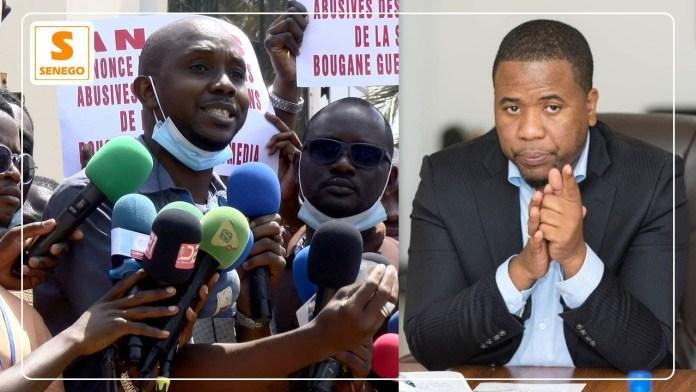 Licenciements abusifs et répétitifs au Groupe Dmédias : Bougane indexé et décrié (Senego-TV)ParCheikh Tidiane Kandé 03/05/2021 à 19:08