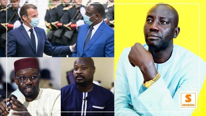 Direct – Sonko, la France, la monnaie Eco : Le journaliste Thierno Diop à bâtons rompus (Senego TV)ParMouhamed DIOUF 30/06/2021 à 21:39
