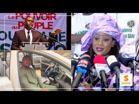 Françoise H .Gaye sur le financement de Sonko et de la voiture de Guy Marius Sagna (Senego-TV)ParCheikh Tidiane Kandé 08/06/2021 à 20:45