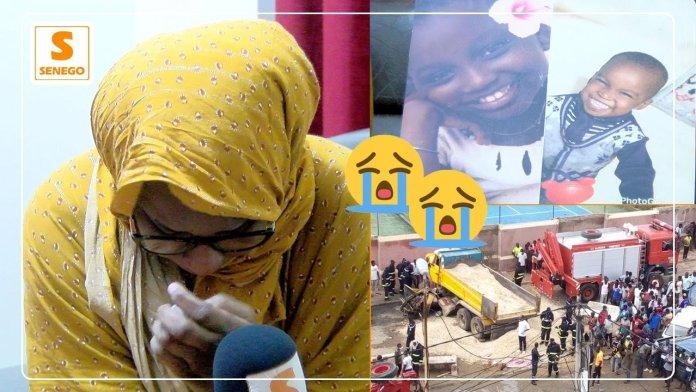 """Ses enfants tués par un camion, elle craque : """"Ray nagnou samay dom té balou wougn ma"""" (Senego-TV)ParAida KANE 05/06/2021 à 10:05"""
