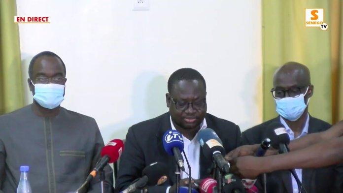 Direct – Modification du Code électoral : L'opposition face à la presse… (Senego-TV)ParKhalil Kamara 11/07/2021 à 18:59
