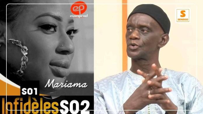 """""""Infidèles"""" : Mame Matar Guèye dément EvenProd et confirme l'exclusion de Mariama ! (Senego Tv)ParAbdou MBOW 26/07/2021 à 21:20"""