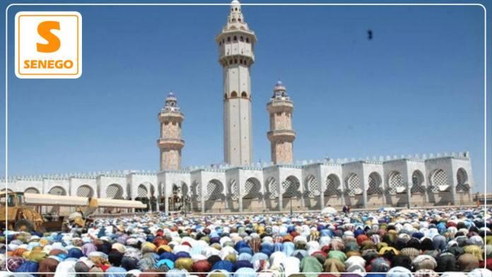 Tabaski 2021 : Prière à la Grande Mosquée de Touba (Senego TV)ParMangoné KA 21/07/2021 à 10:53