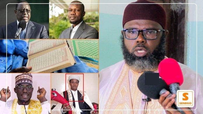 "Tabaski 2021 à l'Ucad : Imam Oumar Sall insiste sur le ""ragalèene Yala"" (Senego tv)ParThierno Malick Ndiaye 20/07/2021 à 11:12"