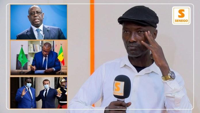 """Entretien exclusif – Blaise Pascal Cissé : """"Macky est plus riche que…..Sonko n'a pas """" (Senego TV)ParYamoussa Camara 04/08/2021 à 16:38"""