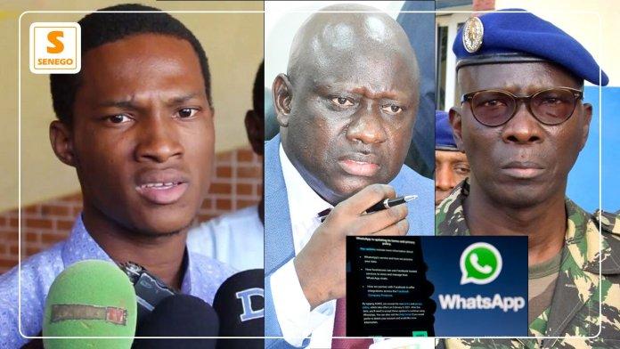 """Bentaleb Sow sur l'affaire Guy M. Sagna : """"Message whatsapp la parquet bi envoyé Dic """" (Senego Tv)ParYamoussa Camara 07/10/2021 à 16:24"""