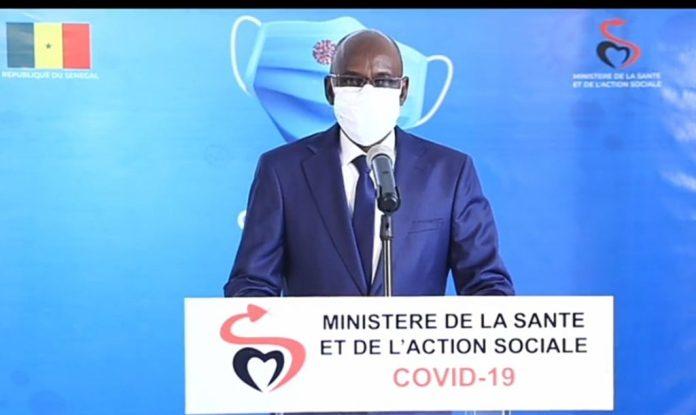 Covid-19 : 04 cas positifs et 10 cas graves, ce mardi 05 octobre (Vidéo)ParAntoine Sarr 05/10/2021 à 10:05