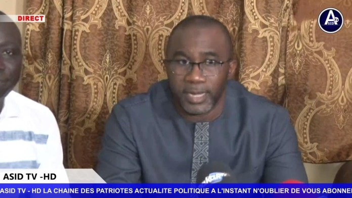 Direct : Après Ousmane Sonko, Doudou Ka face à la presse… Regardez !ParKhalil Kamara 12/10/2021 à 19:48