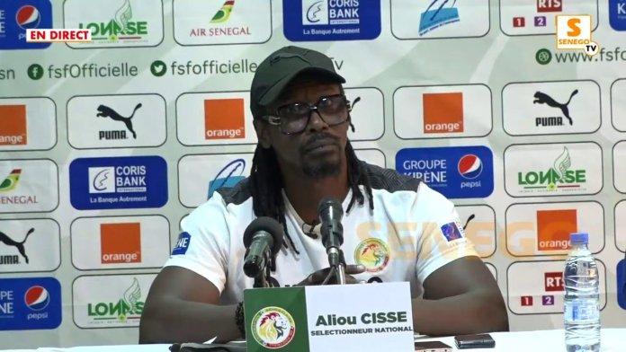Direct : Conférence de presse du coach Aliou Cissé (Senego-TV)ParCheikh Tidiane Kandé 01/10/2021 à 10:28
