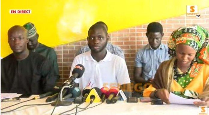 Direct sur Senego TV: Dénonciation de l'arrestation arbitraire de GMS, l'injustice, violation ……ParMangoné KA 13/10/2021 à 16:12