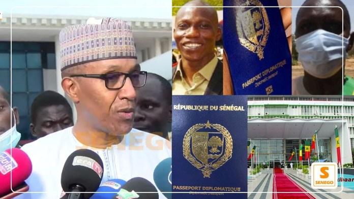 """Passeports – Abdoul Mbaye: """"Ces disfonctionnements graves aux Aff. Etrangères"""" (Senego TV)ParThierno Malick Ndiaye 08/10/2021 à 21:11"""