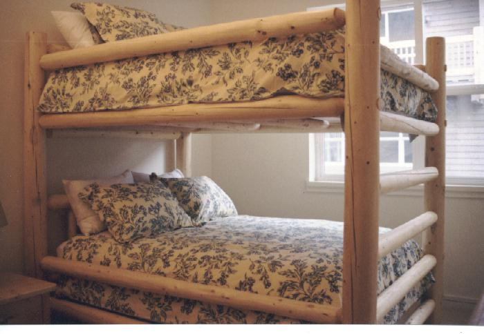 Bunk Beds  Sun Valley Wood Works
