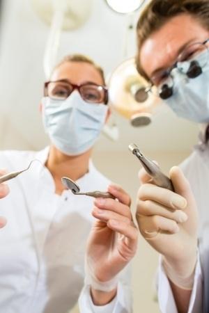 Dentist practice