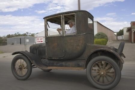 Ford Model T Car - The Creative Entrepreneur