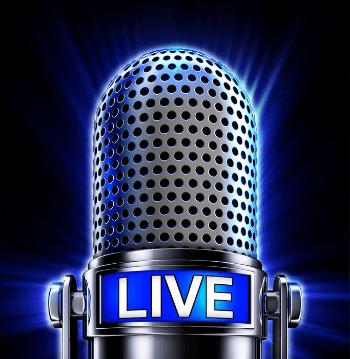 Broadcast Live Radio Online Interview