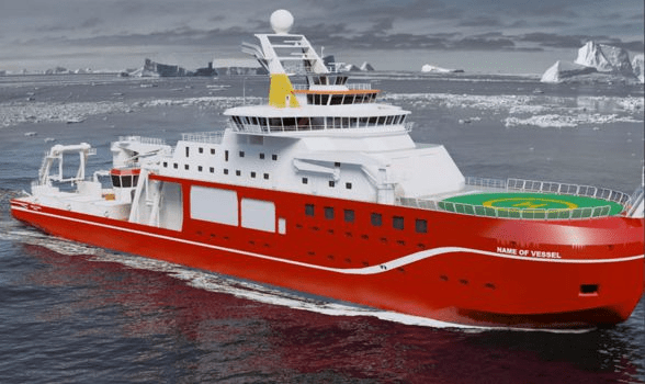 Polar Research Vessel Naming Contest