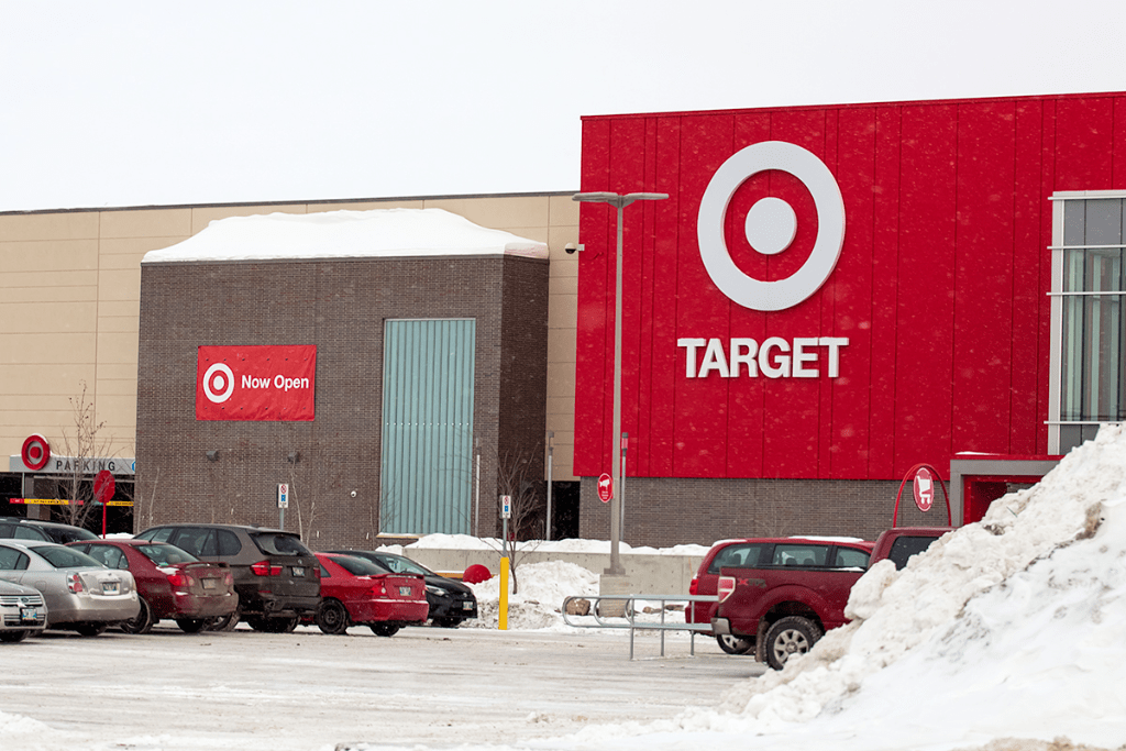 Target Misunderstood Value in Canada