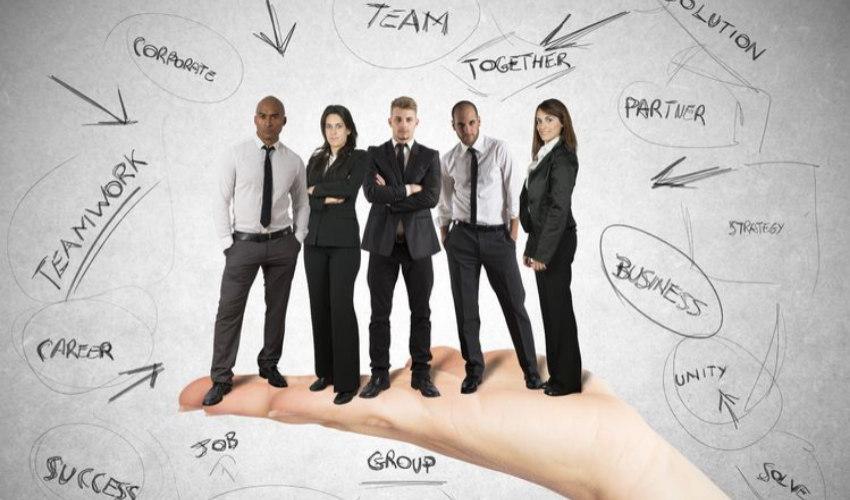 Handful of People - High Performing Team