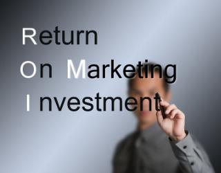 Marketing ROI - Return On Investment
