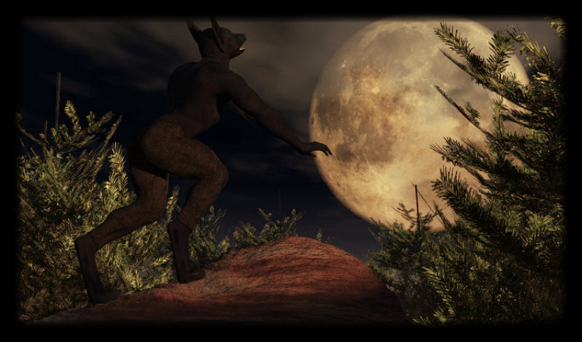 Werewolf and Full Moon Scaring Up Leads Via Marketing