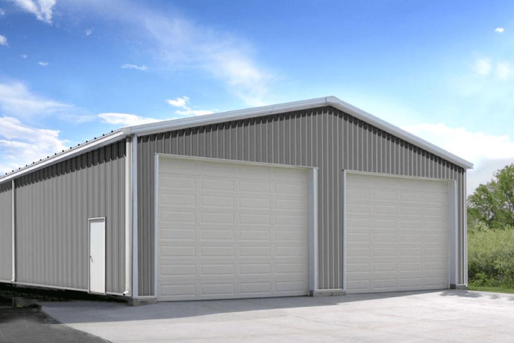 AmericanMade Metal Shops  Garage Kits  Sunward Steel Buildings