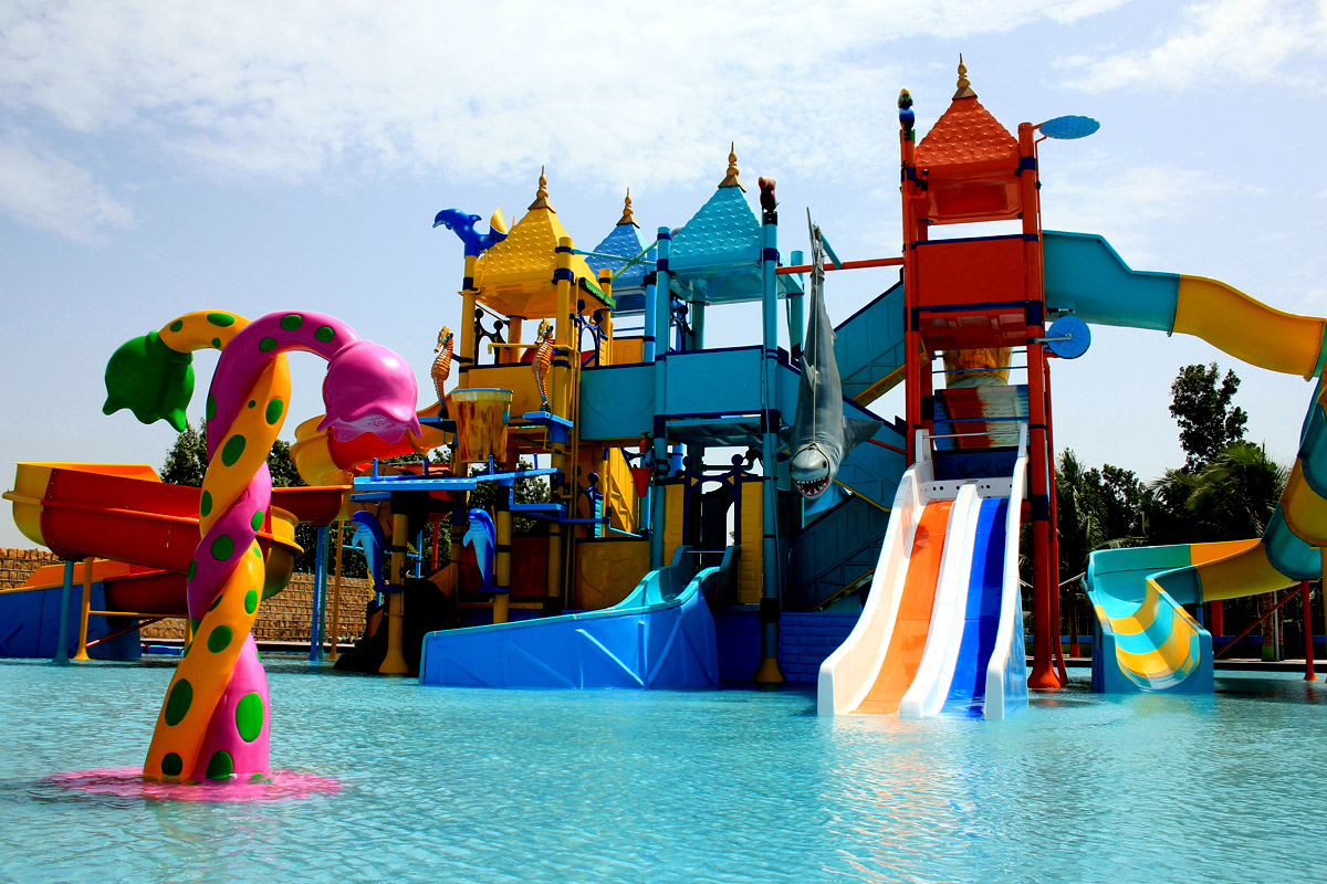 Sunway Lagoon one of Pakistans premier Water Park