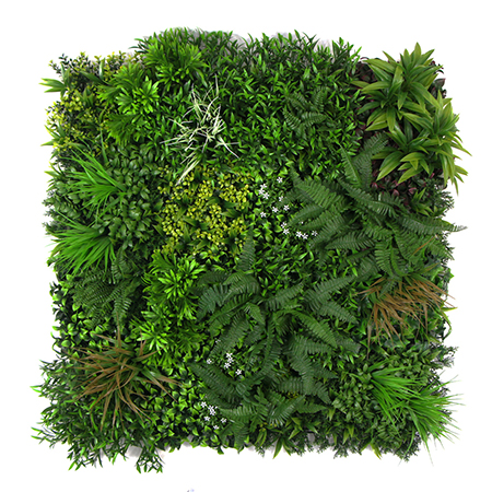 Artificial Plants Wall Spring Garden B052