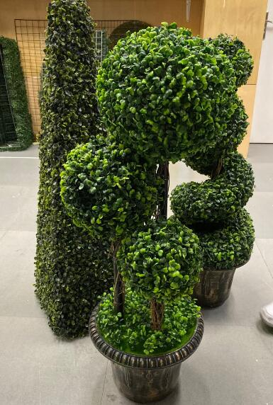 sunwing artificial topiary plants