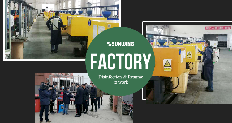 sunwing artificial hedges factory resum to work 2020