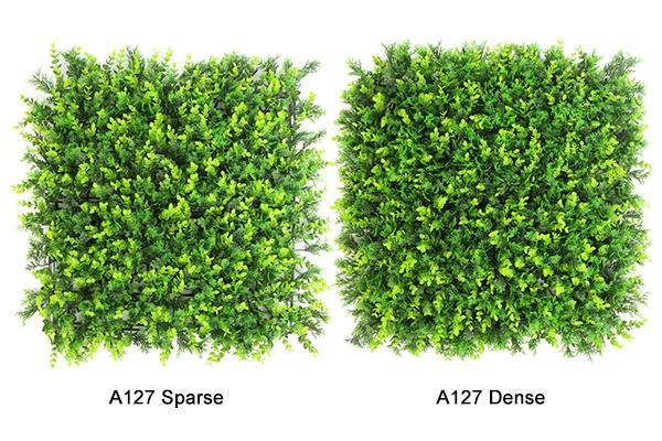 artificial leaf hedges