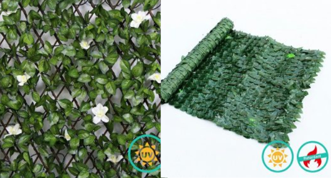 Artificial Ivy Fence Products