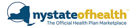 New York State of Health logo