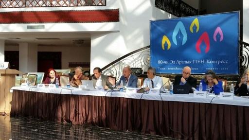PEN International Bishkek General Assembly_Jarkko Tontti