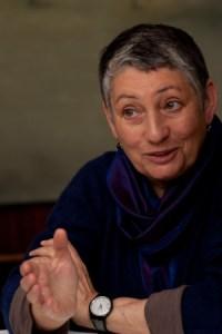 Ljudmila Ulitskaja, kuva: Andras Kovacs / Siltala