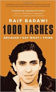 Raif Badawi: 1 000 lashes (Greystone Books Ltd., 2015)