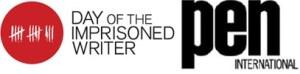 Vangittujen kirjailijoiden päivä_logo