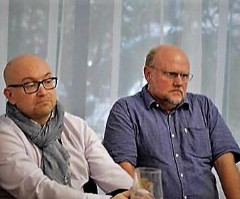 Jarkko Tontti, Ola Larsmo