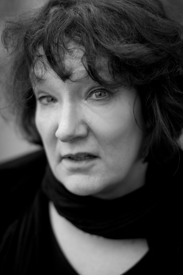 Monica Fagerholm is an awarded Finnish novelist, who's works have been adapted to screen as well. Photo: Stefan Bremer.