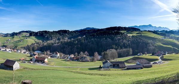 Landscape Picture - Switzerland - Appenzellerland