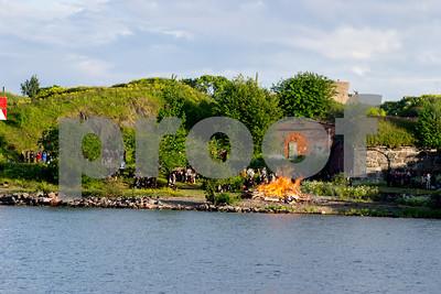Juhannus 2015 bonfire cruise