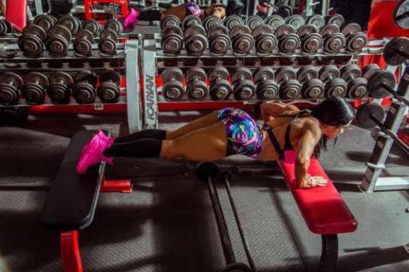 Harjoittelun tehokeinot