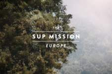 SUP MISSION EUROPE – THE START