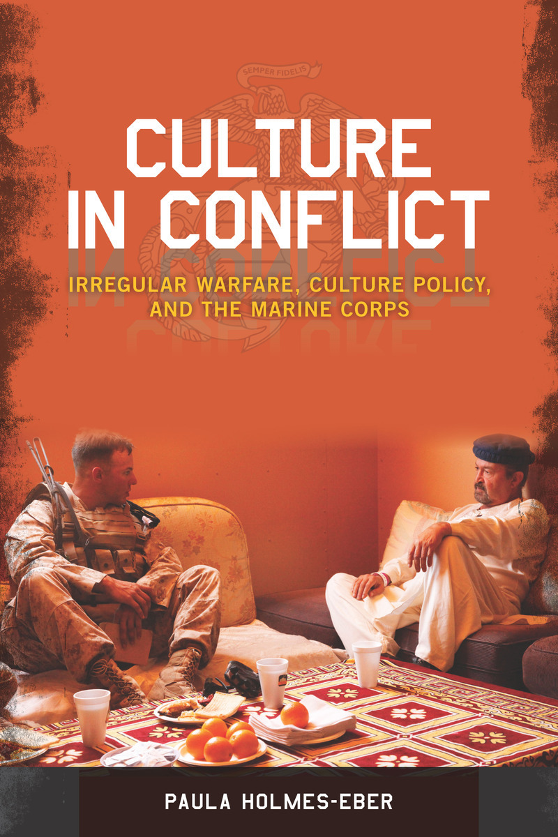 Culture in Conflict Irregular Warfare Culture Policy