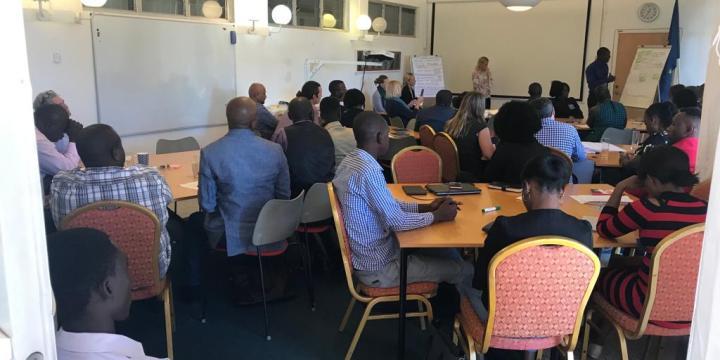 SupaMoto holds Stakeholder Consultation Workshop